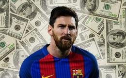 Những tác động kinh tế cực lớn từ thương vụ Messi