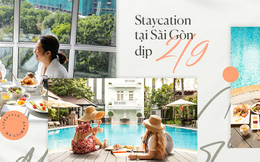 Chọn ở khách sạn 5 sao cho kỳ nghỉ 2/9 tại Sài Gòn, nhiều người bất ngờ với chi phí rẻ hơn thường ngày đến một nửa