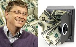 Sở hữu 125 tỷ USD, Bill Gates cất tiền ở đâu?