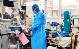 Người giao bánh pizza mắc COVID-19 ở Hà Nội đang nguy kịch, nhiễm vi khuẩn đa kháng thuốc