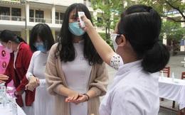 Học sinh THPT, THCS Đà Nẵng trở lại trường từ 14/9