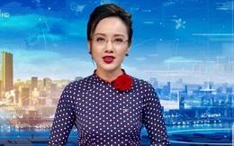 Khác với vẻ ngoài lung linh, BTV Hoài Anh tiết lộ góc khuất của nghề truyền hình: 1h đêm vẫn làm việc, 4h sáng đã phải đi làm