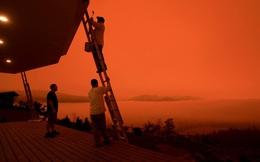 Vì sao camera trên iPhone không thể chụp được cảnh bầu trời đỏ rực như máu?