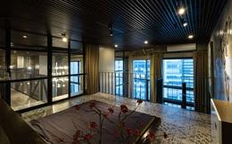 Căn hộ 'tiệc tùng' trong tòa nhà cao nhất Hà Nội