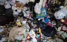 Ngôi nhà khiến cả nước Anh bàng hoàng vì bẩn hơn cả bãi tập kết rác công cộng