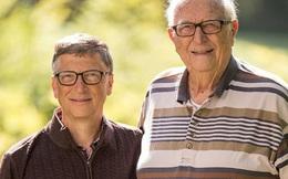 """Bức thư tỷ phú Bill Gates gửi đến người cha quá cố: Trải nghiệm làm con của cha thật sự """"đáng ngạc nhiên"""", cha luôn là hình mẫu con muốn trở thành"""