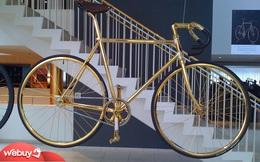 Những chiếc xe đạp đắt đỏ nhất thế giới: Giới siêu giàu mua về không sử dụng mà chỉ để… ngắm!