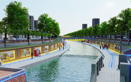 Đề xuất cải tạo sông Tô Lịch thành công viên lịch sử - văn hoá - tâm linh