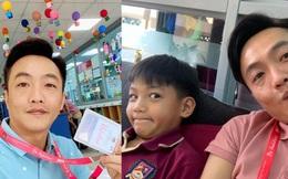 Subeo mới 10 tuổi đã vào lớp 6, Cường Đô La giải thích làm ai cũng trầm trồ: Đúng là con nhà giàu lại còn giỏi