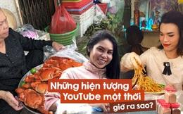 """Những hiện tượng ẩm thực """"gây bão"""" giới YouTube một thời: Lúc trước khách tranh nhau mua vì """"hiệu ứng đám đông"""", bây giờ thì thế nào?"""