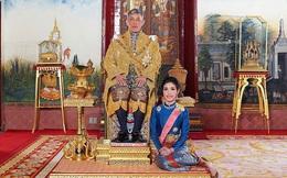 """Vừa đưa đến Đức, Vua Thái Lan đã tuyên bố phục vị cho Hoàng quý phi sau gần 1 năm phế truất vì tội """"bất trung"""""""