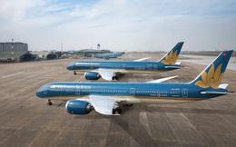Vietnam Airlines khôi phục hoàn toàn thị trường bay nội địa