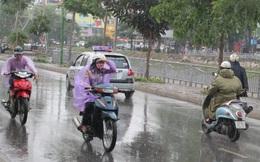 Miền Bắc chuẩn bị đón không khí lạnh, nhiều nơi mưa to