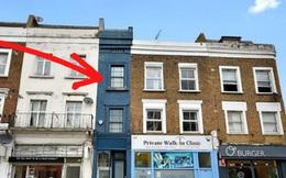 """Ngôi nhà hẹp nhất London gây tranh cãi lớn khi rao bán với giá tận hơn 30 tỷ đồng, ai cũng tò mò liệu bên trong chứa """"kho báu"""" gì không"""