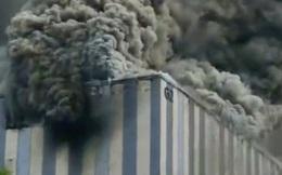 Trung Quốc: Cháy lớn tại phòng nghiên cứu của Huawei