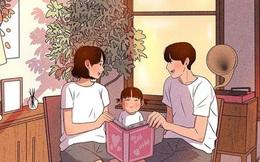 Những gia đình hạnh phúc đều có 3 điểm giống nhau: Mẹ được chiều chuộng, Cha được tôn trọng, Con được tiếp nhận, bạn có thực sự hiểu không?