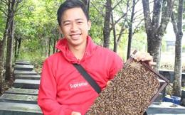 Đưa đặc sản mật ong lên sàn TMĐT, hai anh em bán hết 4 tấn chỉ trong 1 tháng