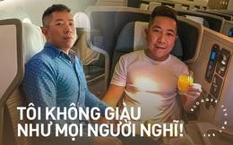 """YouTuber bị gắn mác """"giàu ngầm"""" của Việt Nam: Từng đến 30 quốc gia, mỗi năm đổ hết tiền bạc đi hơn trăm chuyến bay xa xỉ để review"""