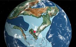 """Hà Nội và TP.HCM nằm ở đâu trên Trái Đất 540 triệu năm trước: Ứng dụng """"quay ngược thời gian"""" này sẽ đưa ra câu trả lời"""