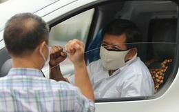 Ảnh, clip: Chuyến xe cứu thương chở bệnh nhân nghèo của ông Đoàn Ngọc Hải dừng chân tại Hà Nội