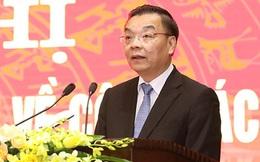 Thủ tướng phê chuẩn ông Chu Ngọc Anh làm Chủ tịch Hà Nội, bãi nhiệm ông Nguyễn Đức Chung