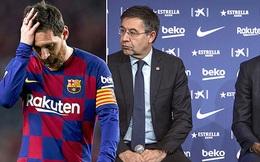 [NÓNG] Chủ tịch Barca bị cảnh sát cáo buộc tội tham nhũng, dùng tiền để bôi nhọ Messi
