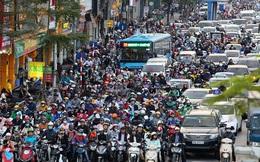 Hà Nội dự kiến đổi xe máy cũ lấy xe máy mới