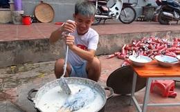 Con trai Bà Tân Vlog đạt đến cực đỉnh phẫn nộ của cộng đồng mạng khi mang gà nguyên lông nấu cháo mời các em