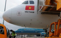 Động thái cơ cấu trái ngược của hai hãng hàng không