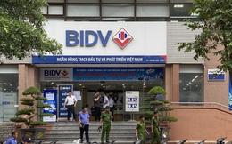 BIDV được bảo hiểm bồi thường 188 triệu đồng trong vụ cướp ngân hàng