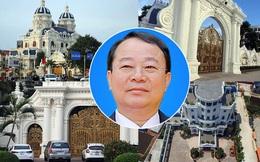 Cận cảnh 2 tòa lâu đài trăm tỷ của đại gia Phát 'dầu' vừa bị bắt ở Hải Phòng