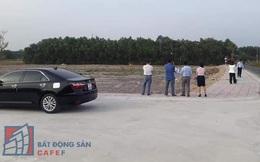 """Nhà đầu tư """"săn'' đất nền giá rẻ ăn theo sân bay Long Thành"""