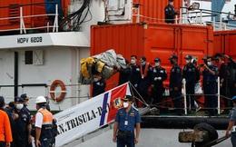 Rơi máy bay tại Indonesia: Tìm thấy nhiều phần thi thể nạn nhân