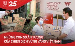 """Những con số ấn tượng của chiến dịch """"Vững Vàng Việt Nam"""" - Khi doanh nghiệp chung tay cùng cộng đồng"""