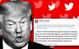 Ông Trump 'đại chiến' các mạng xã hội