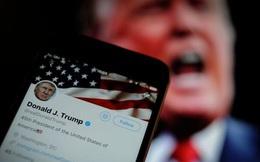 Chỉ có 1 người biểu tình ủng hộ Tổng thống Trump trước trụ sở Twitter