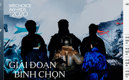 WeChoice Awards 2020: Cổng bình chọn chính thức mở!