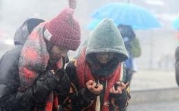 Miền Bắc lại sắp đón gió mùa đông bắc gây rét đậm, rét hại