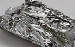 Giá kim loại quý hiếm và giá trị nhất hành tinh Rhodium đã tăng 3.000%