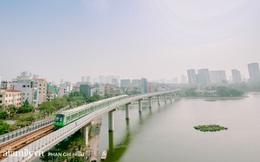 Tuyến đường sắt Cát Linh - Hà Đông hoàn thành, lộ ra một khung cảnh thành phố Hà Nội từ trên cao đẹp đến kinh ngạc và phải nói còn đầy hãnh diện!