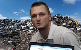 Lỡ tay vứt ổ cứng chứa 7.500 Bitcoin, anh kĩ sư quyết chi 72 triệu USD để xới tung bãi rác tìm 'kho báu'