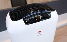 Rò rỉ hình ảnh cho thấy Vinsmart chuẩn bị bán ra thị trường 4 mẫu máy lọc không khí?