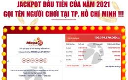 TPHCM lại có người trúng Vietlott hơn 100 tỉ đồng ngày đầu năm 2021