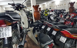 """Dàn xe máy 500 chiếc biển đẹp """"khủng"""" nhất Việt Nam, trị giá trăm tỷ đồng?"""