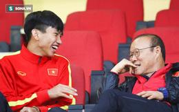"""HLV Park Hang-seo: """"Công Phượng, Văn Hậu không hề thất bại"""""""