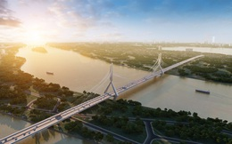 10 cây cầu được xây dựng qua sông Hồng, thị trường BĐS có thể thêm sôi động
