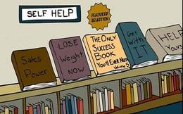 """Tôn thờ sách là mê tín dị đoan: Ngành kinh doanh sách self - help với vài ba câu khuyên nhủ """"để đó"""" đã """"móc túi"""" hàng tỷ đô la của người trẻ như thế nào?"""