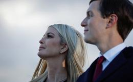 """Khoảnh khắc """"nữ thần"""" Ivanka Trump khóc khi nghe cha nói lời chia tay gây bão, cậu út Barron không xuất hiện khiến mọi người tò mò"""