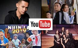 Kiếm tiền tỷ tới hàng chục tỷ, các Youtuber hot nhất Việt Nam đóng thuế bao nhiêu?