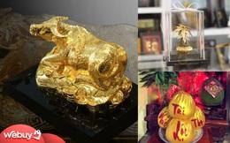 7 sản phẩm mạ vàng lên ngôi Tết này, giá chỉ từ 330k mà vừa sang trọng lại hút tài lộc về nhà
